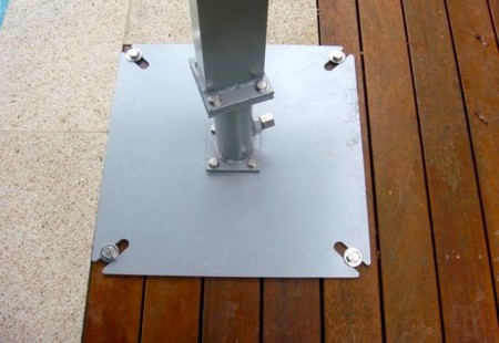 B.D. for Timber Deck