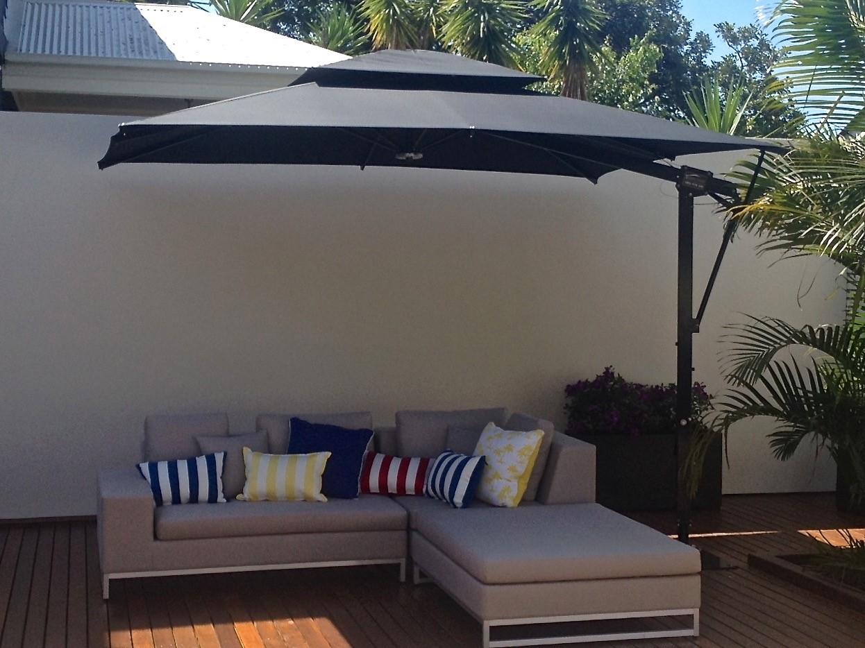 Patio Umbrellas Great for Deck & Garden