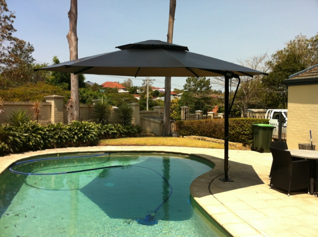 Pool Umbrellas - 5 Year Umbrella Warranty | Tropicover